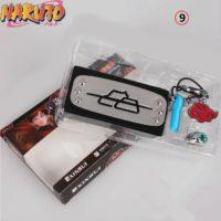 На картинке набор Наруто (Naruto), вариант 9.