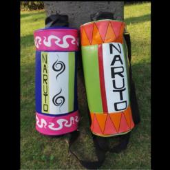 На картинке сумка «Свитки» из Наруто (Naruto), общий вид.