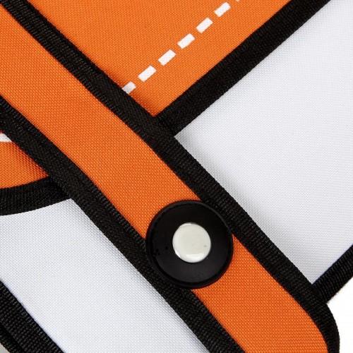 На картинке сумки 2д, детали, цвет оранжевый.