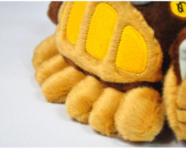 На картинке игрушка Котобус (кот автобус) из аниме «Мой сосед Тоторо», детали.