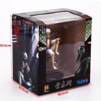 На картинке фигурка Кен Канеки (Kaneki Ken) - Токийский гуль, вид в упаковке.