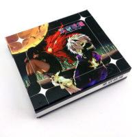 На картинке набор «Токийский гуль» (Tokyo Ghoul), упаковка.