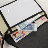 На картинке сумка 2 д «Фотоаппарат», в раскрытом виде.