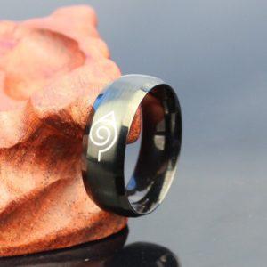 На картинке кольцо Наруто (Naruto), общий вид.