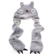 Шапка «Тоторо» (Totoro) фото