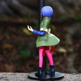На картинке фигурка Тоука Киришима (Kirishima Toka) — Токийский гуль, вид сбоку.