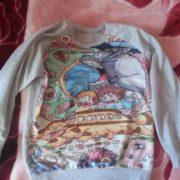Свитшот «Тоторо» (Totoro) фото