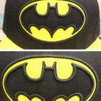 Кепки Бэтмен (Batman), детали