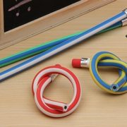 Гнущийся карандаши (Набор из 3х штук) фото