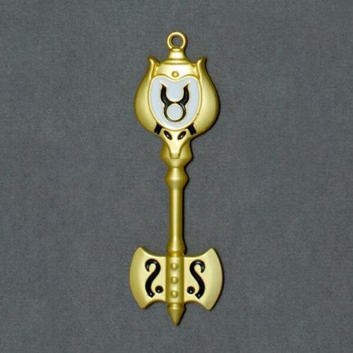 На картинке ключ Тельца (Хвост феи), общий вид.