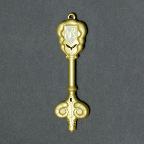 На картинке ключ Скорпиона (Хвост феи), общий вид.