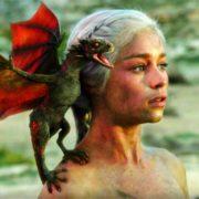 Deyeneris-Targarien—mat-drakonov