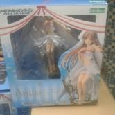На картинке фигурка Асуны «Sword Art Online», вид в упаковке.