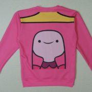 Свитшот-кофта «Принцесса Жвачка» Время приключений (Adventure time) фото
