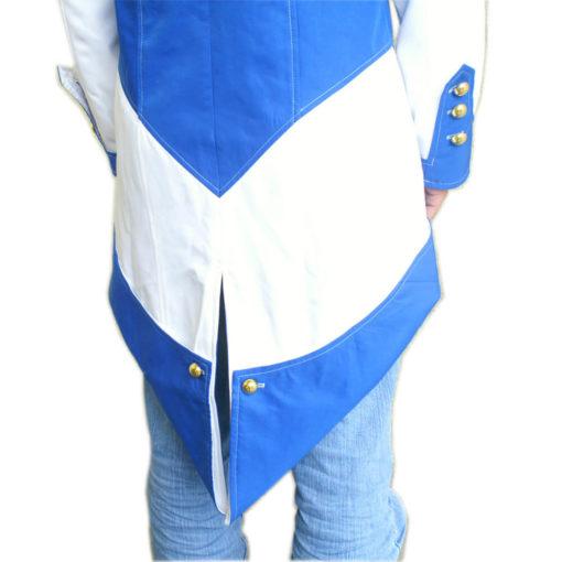 На картинке куртка ассасина Коннора (Ассасин крид) Assassins creed, детали.