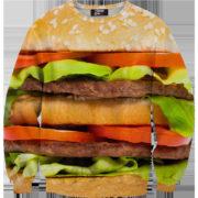 Свитшот «Гамбургер» фото