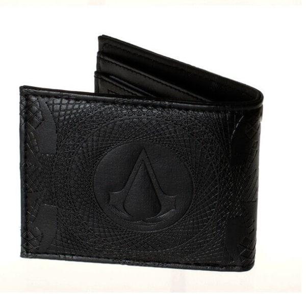 На картинке кошелек Аssassins creed (Ассасин крид), вид сзади.