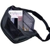 На картинке сумка-рюкзак ассасина Дезмонда Майлза (Ассасин крид), общий вид.