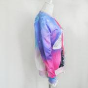 Свитшот «Ариэль» с принтом космос (Дисней) фото