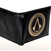 На картинке кошелек Аssassins creed (Ассасин крид), в раскрытом виде.