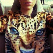 Свитшот «Леопард» фото