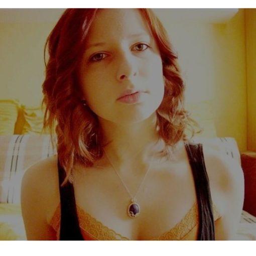 На картинке кулон Кэтрин Пирс (Дневники вампира), общий вид.