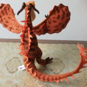 Мягкая игрушка Кривоклык (Как приручить дракона 2) фото