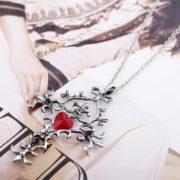 Крест «Священное сердце» (Дневники вампира) фото