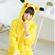 Косплей платье «Пикачу» (Покемоны) фото