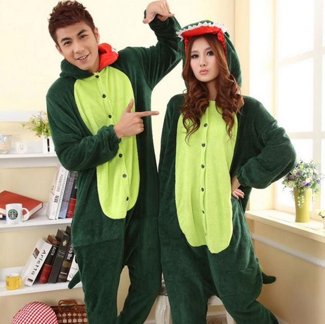 Купить Пижаму-кигуруми зеленый