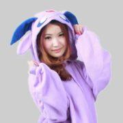 Пижама-кигуруми «Эспеон» Espeon (Покемоны) фото