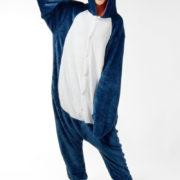 Пижама-кигуруми «Акула» фото