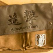Сумка «Атака титанов» фото