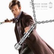 На картинке кулон «отвертка Доктора Кто», детали.