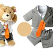 Игрушка медведь Ted из фильма «Третий лишний» (toys) фото