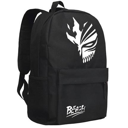 На картинке рюкзак «Блич», общий вид.
