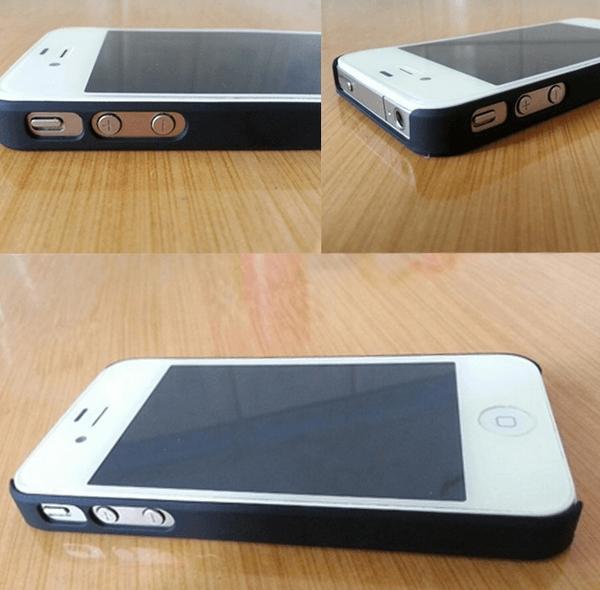 На картинке чехол «Доктор Кто» и Ван Гог на айфон 4-4S-5-5S-6-6+, вид сбоку.