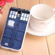 Чехол «Доктор Кто» на Samsung Galaxy S3-S4-S5 (Самсунг галакси) фото