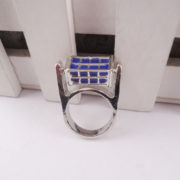 Кольцо «Доктор Кто» фото
