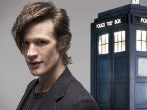 На картинке кольцо «Доктор Кто», промо к сериалу.
