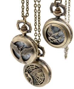 На картинке часы «Сойка пересмешница» (Голодные игры), 3 варианта.