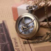 Часы «Сойка пересмешница» (Голодные игры) фото