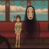На картинке косплей костюм Безликого (Унесенные призраками), кадр из фильма.