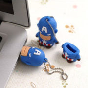 Флешка «Капитан Америка» фото