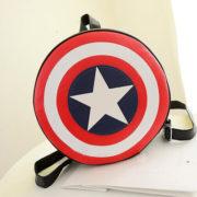 Рюкзак-портфель «Щит капитана Америки» (Капитан Америка) фото