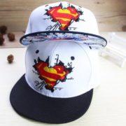 Бейсболка «Супермен» (Superman) фото