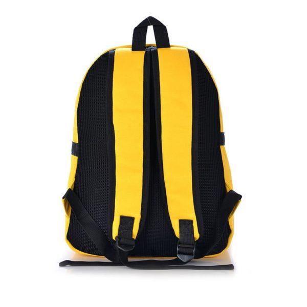 На картинке рюкзак утка, вид сзади.