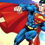 Мягкая игрушка «Супермен» (Superman) фото