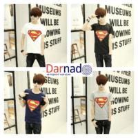 Футболка с логотипом Супермена (Superman) 4 варианта фото