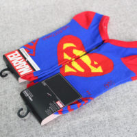 Носки «Супермен» (Superman) женские фото